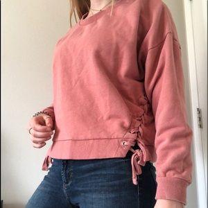 c05648cd8f La Hearts Tops - LA hearts sweatshirt